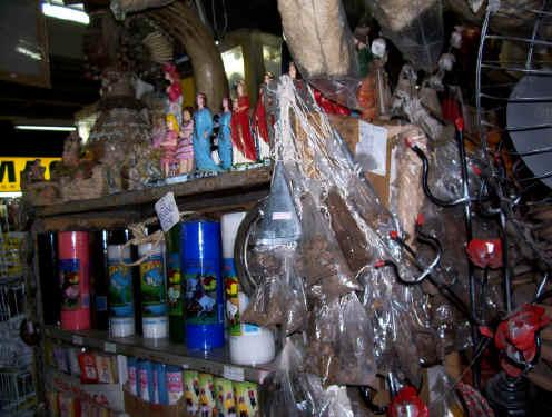 Orisha shopping